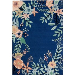 Meadow Floral Inspired Rug