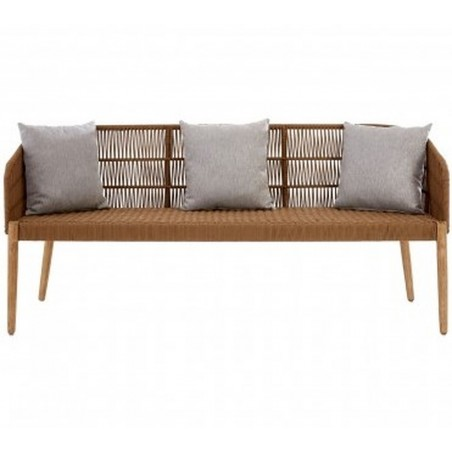 Opus Three Seater Sofa - Front View
