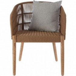 Opus Armchair - Front View