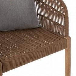 Opus Armchair - Seat Detail