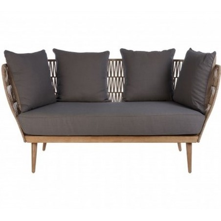 Opus Two Seater Sofa - Front View