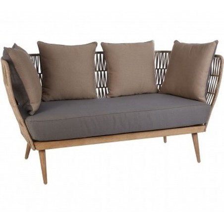 Opus Two Seater Sofa - Reversible Cushions