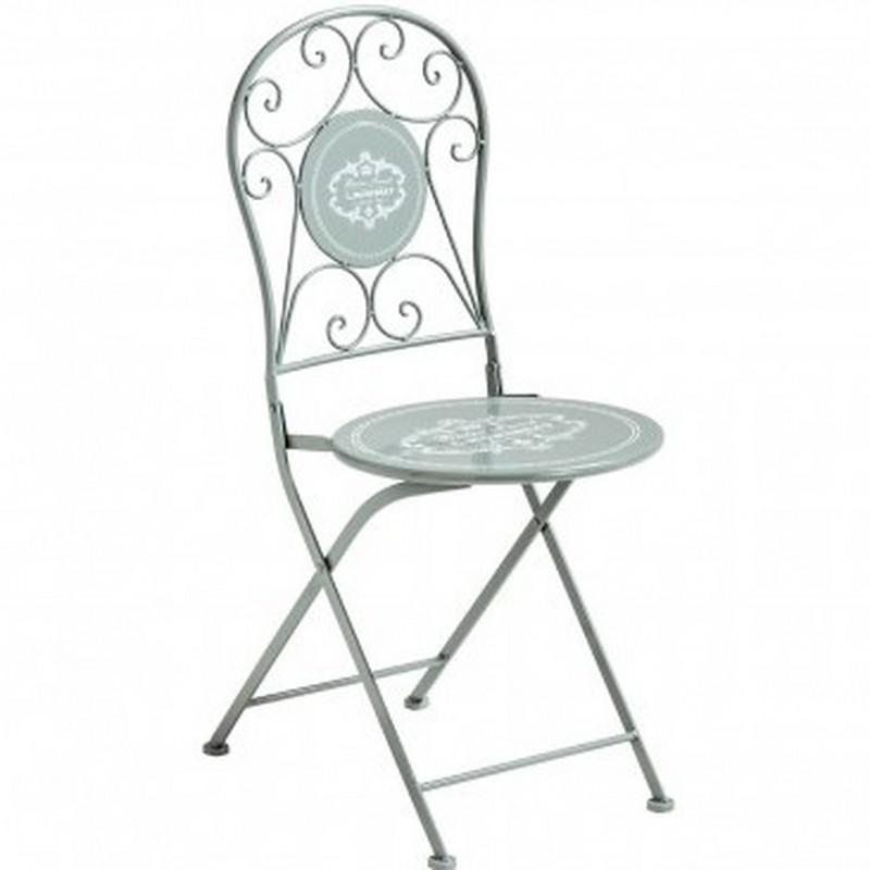 Cafe Cassis Chair - Grey