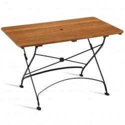Timothy Garden Rectangular Folding Table