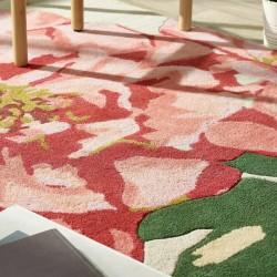 Flowerpop - Flower Rug - Pattern Detail