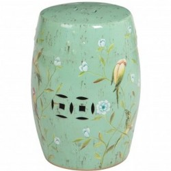 Alora Complements Stool front view