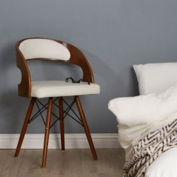 Colindale Chair, white room setting