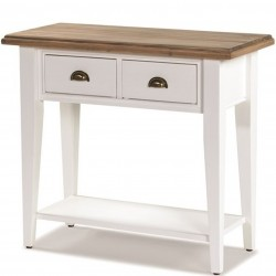 Winslow Hand Painted 2 Drawer Console Table