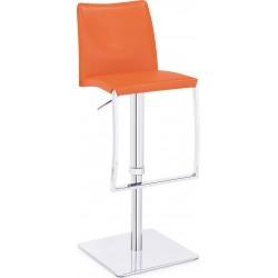 Eccellente Bar Stool - Orange
