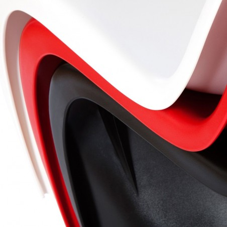 Verner Panton Inspired S -Shape  Chair - Sacked View Detail