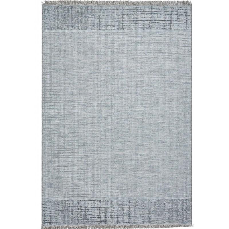 Tweed 9743 Rug - Beige/ Blue