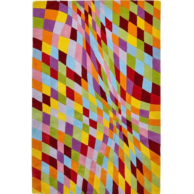 Prism PR101 Multi Wool Rug