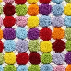 Prism PR429 Multi Wool Rug Pattern Detail