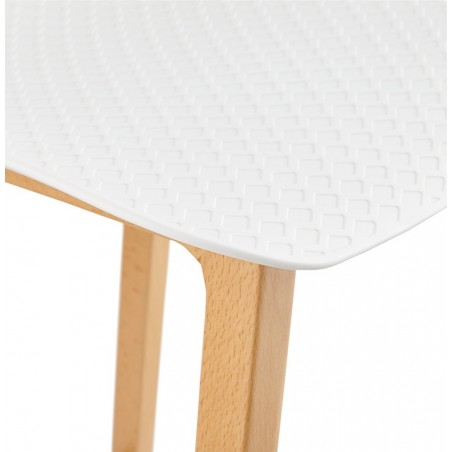 Abrigo Bar Stool Seat Detail