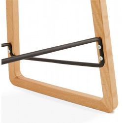 Abrigo Bar Stool Frame Detail