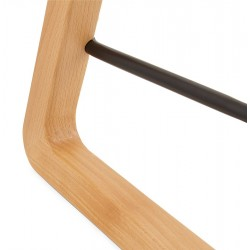 Abrigo Bar Stool Frame Detail Close
