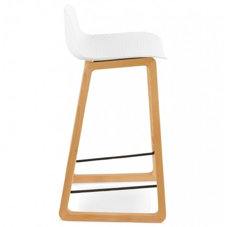 Abrigo Bar Stool Side
