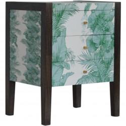 Club Tropicana Bedside Cabinet