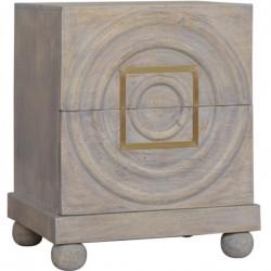Leonardo Bedside Cabinet