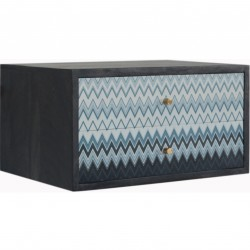 Riva Mirabelle Wall Mounted Bedside Unit
