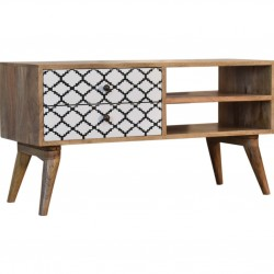 Stella Media Unit with Open Slots