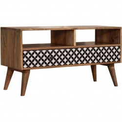 Andromeda TV Unit with Open Slots