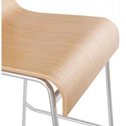 Allati Bar Stool Natural Seat