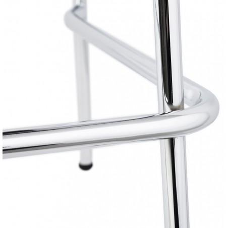 Allati Bar Stool Natural Leg Detail