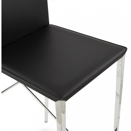 Dolor Bar Stool Black Seat