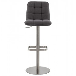 Parna Height Adjustable Bar Stool Front