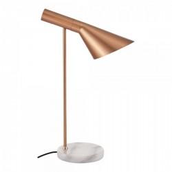 Metallic Desk Lamp - Marble Base