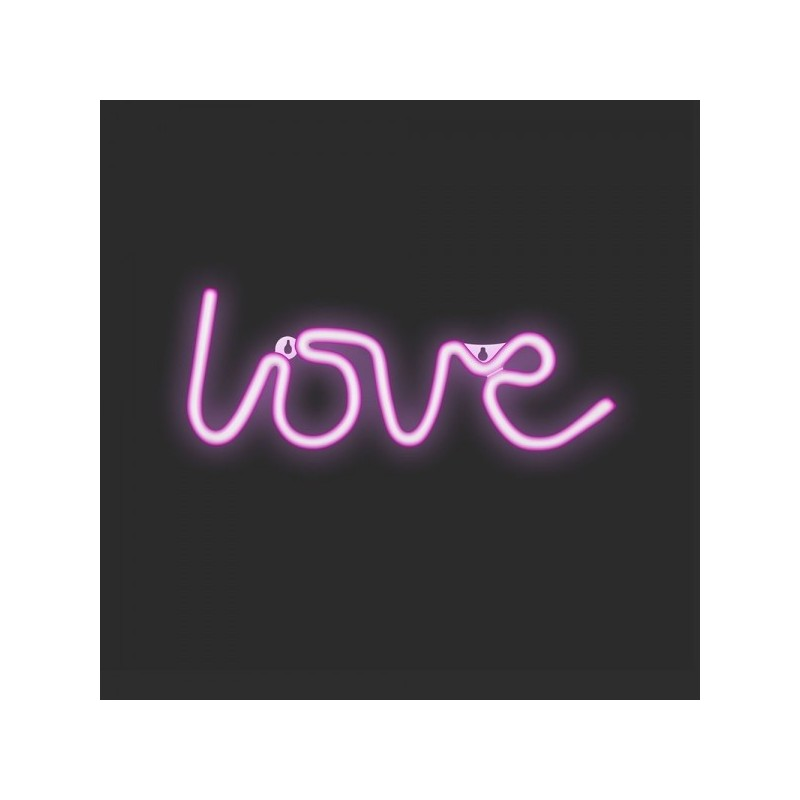 LED Neon Signs - love