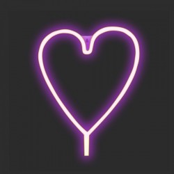 LED Neon Signs - heart