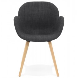 Partido Arm Chair Front