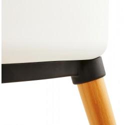 Tukor Armchair Leg Detail