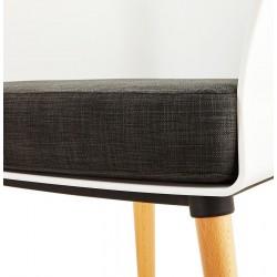 Tukor Armchair Seat Detail