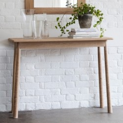 merlu console table front
