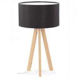 Terzo Table Lamp Black Front