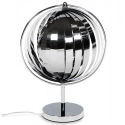 Plata Table Lamp Chrome