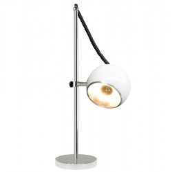 Folt Table Lamp White Front