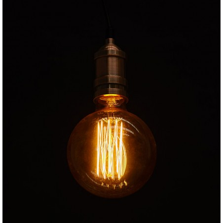 Esfera Light Bulb Light On