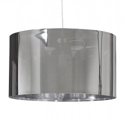 Credere Hanging Lamp Chrome Front