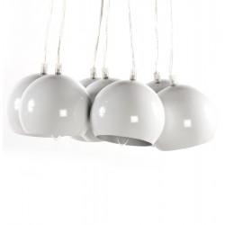 Borla Hanging Lamps White Front