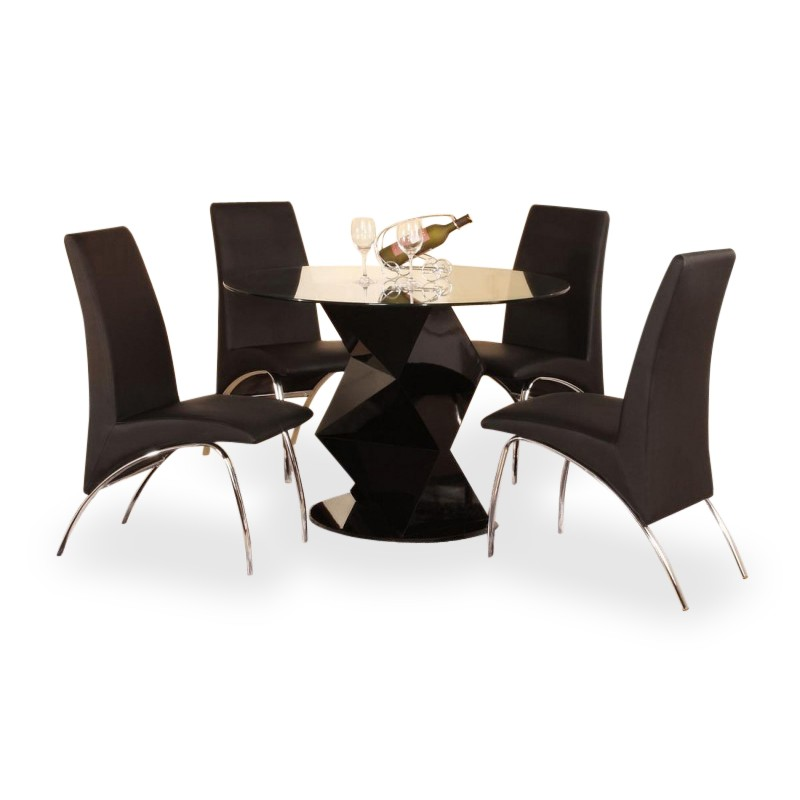 Patrese Four person dining set