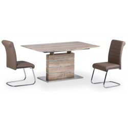 Pascal six person dining set