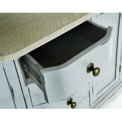 modern shabby chic small sideboard drawer