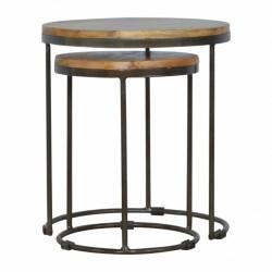 Full set of 2 stools