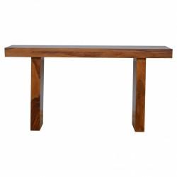An image of Kolding Cube Wood Bench