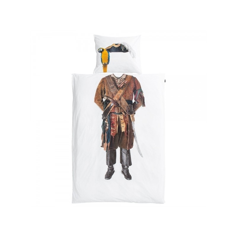 An image of Sparrow Pirate Duvet Set