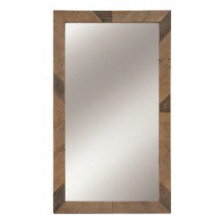 Bedford Parquet Wall Mirror